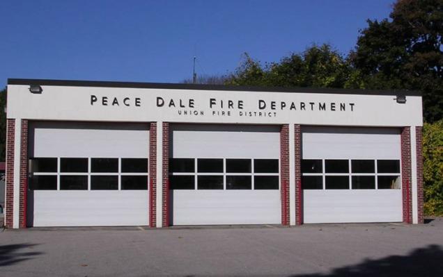 Peace Dale Station